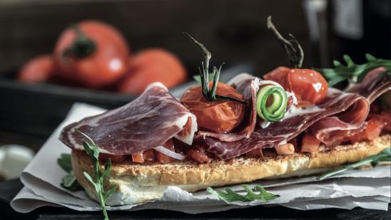 IL GUSTO ITALIANO.Der gute italienische Geschmack.
